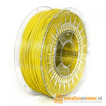 PLA Filament 1.75mm 1kg geel