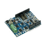 10Amp 7V-30V DC Motor Driver Shield for Arduino MD10 Cytron
