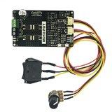 10 Amp 7V-30V Potentiometer & Switch Control DC Motor Driver MD10-Pot Cytron