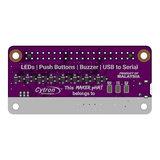 Maker pHAT: Simplifying Raspberry Pi for Education Cytron