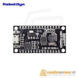 MicroPython board ESP8266 NANO format, Wi-Fi CP2102