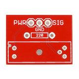 Photo Interrupter Breakout Board - GP1A57HRJ00F Sparkfun_8