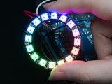 NeoPixel RGB Ring  - 16   van Adafruit 1463_8