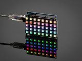 NeoPixel  grid RGB 5x8 Neomatrix    van Adafruit 1430_8
