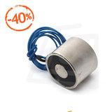1kg Demagnetiseren Elektrische Magneet DC12V_8