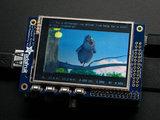 """PiTFT - 320x240 2,8 """"TFT + Touchscreen voor Raspberry Pi van Adafruit 1601_8"""