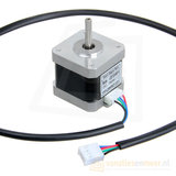 3d-printer reprap 68g Nema 17 Stepper Motor 2 Phase _7