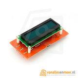 TinkerKit Text LCD 16x2 Module_8