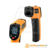 Infrarood (IR) digitale laser Thermometer _8