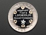 FLORA Accelerometer/Compass Sensor - LSM303 - v1.0  Adafruit 1247_8