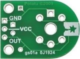 Carrier for MQ Gas Sensors (PCB Only) Pololu 1479_7
