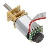 30:1 Micro Metal Gearmotor HP with Extended Motor Shaft  Pololu 2212_8