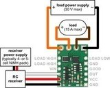 RC Switch with Medium Low-Side MOSFET Pololu 2803_8