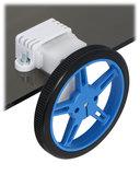 Mini Plastic Gearmotor Bracket Pair - Wide Pololu 2680_8