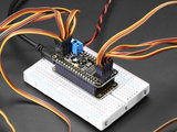 8-Channel PWM or Servo FeatherWing Add-on For All Feather Boards Adafruit 2928