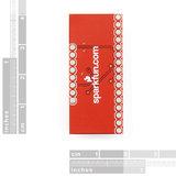 Analog/Digital MUX Breakout - CD74HC4067  Sparkfun 09056