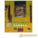 ESP8266-12E board met Batterijhouder 3xAA