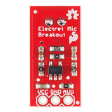 Electret Microphone Breakout  Sparkfun 12758
