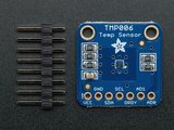 Contact-less Infrared Thermopile Sensor Breakout - TMP006  Adafruit 1296_7