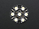 NeoPixel Jewel - 7 x 5050 RGBW LED w/ Integrated Drivers - Natural White - ~4500K  Adafruit 2859