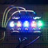 LilyPad LED Blue (5pcs) Sparkfun 14012