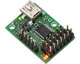 Micro Maestro 6-Channel USB Servo Controller (Assembled) Pololu 1350