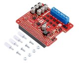 Dual G2 High-Power Motor Driver 18v18 for Raspberry Pi Pololu 3751