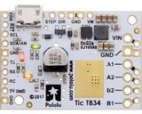 Tic T834 USB Multi-Interface Stepper Motor Controller Pololu 3133