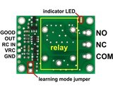 RC Switch with Relay (Assembled) Pololu 2804