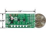 Dual MAX14870 Motor Driver Shield for Arduino Pololu 2519