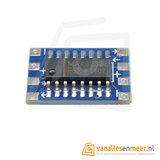 MAX3232 mini rs232 naar TTL converter
