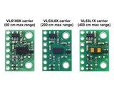 VL53L1X Time-of-Flight Distance Sensor Carrier with Voltage Regulator, 400cm Max Pololu 3415