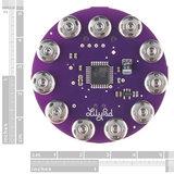 LilyPad Arduino SimpleSnap Sparkfun 10941