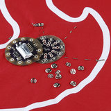 Snap Assortment - 30 pack (male and female) Sparkfun 11347