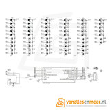 5 V Elektronische Zandloper DIY Kit_5