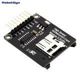 SD+MicroSD-card high speed module Robotdyn