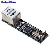 Ethernet module - W5500, 3.3V/5V RobotDyn