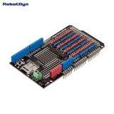 Sensor Shield for Arduino Mega 2560, with SD-card logger RobotDyn
