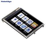 TFT 2,8 inch LCD Touch Screen-module, 3,3 V, met SD- en MicroSD-kaart RobotDyn
