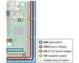 Mini Maestro 18-Channel USB Servo Controller (Assembled) Pololu 1354_5