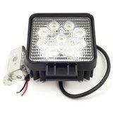 27 watt LED werklamp 12v 24v  Breedstraler 60° 27w_8