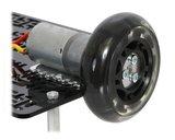 99:1 Metal Gearmotor 25Dx69L mm HP 12V with 48 CPR Encoder Pololu 2847