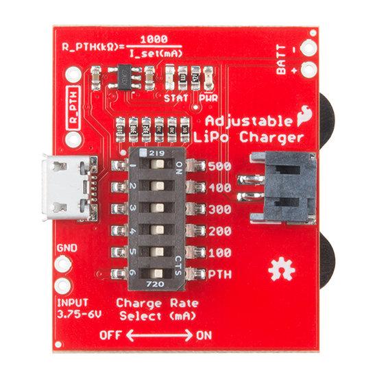 LED hook up schematische