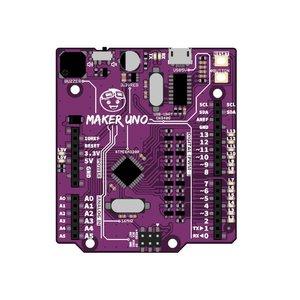 Maker UNO: Simplifying Arduino for {Education} Cytron