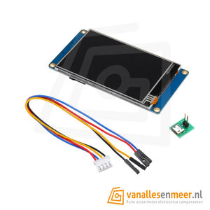 3.5 inch Nextion NX4832T035 Touch display