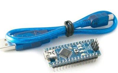 Nano 3.0 Atmega328 5V 16 MHz met USB-kabel