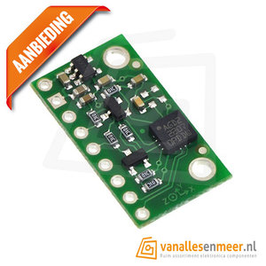L3GD20 3-Axis Gyro Carrier with Voltage Regulator  Pololu 2125