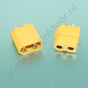 XT60 connector male/female