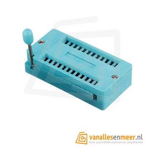 ZIF Socket 24 pin breed
