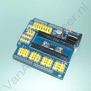 Arduino Nano sensor I/O shield  v3.0